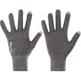 Roeckl Kapela Liner Gloves anthracite melange